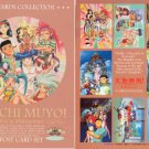 Tenchi Muyo Postcards
