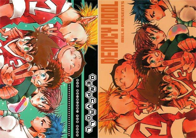 Eyeshield 21 Doujinshi: Denpcy Roll, Fan Book #5