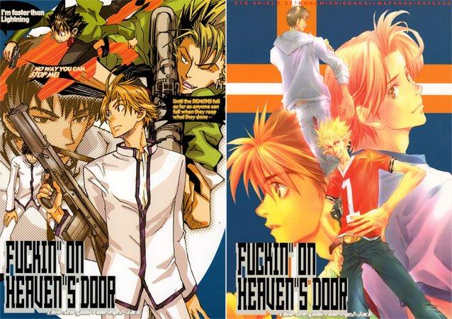 Eyeshield 21 Doujinshi: Fuckin' On Heaven's Door