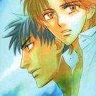 Eyeshield 21 Doujinshi: Ultramarine (Shin x Sakuraba)