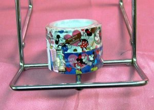 Mickey & Minnie Mouse Deco Tape 6-Pack