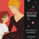 [HM084] Eyeshield 21 Doujinshi: Monster (HiruMamo)