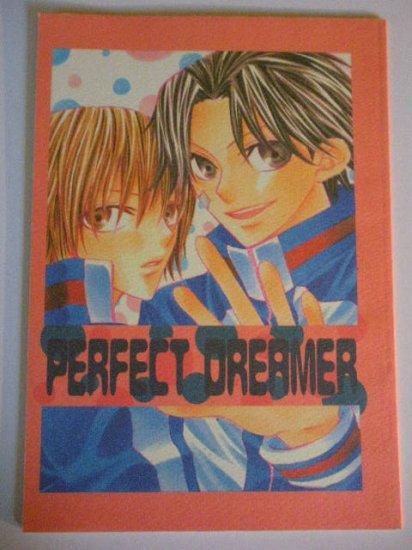 [054] Prince of Tennis Doujinshi - Eiji x Fuji