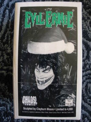 Evil Ernie Collectable Christmas Ornament