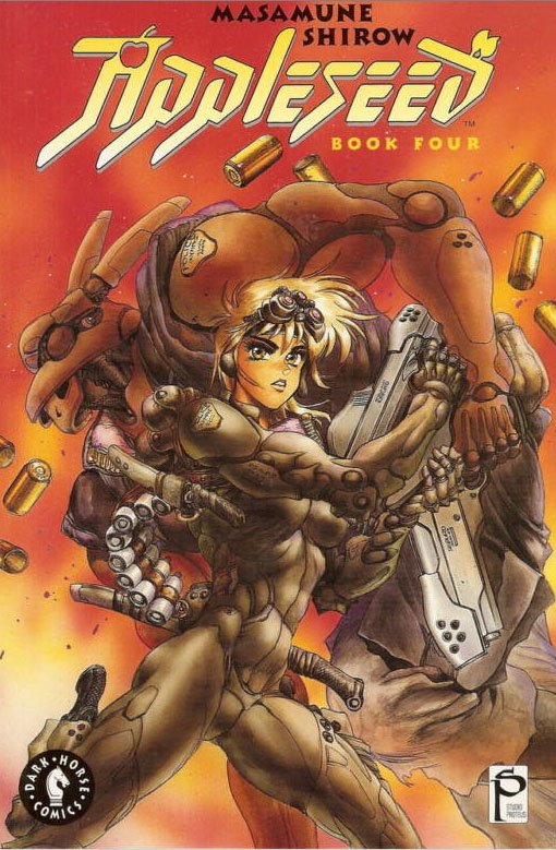 APPLESEED BOOK 4: THE PROMETHEAN BALANCE
