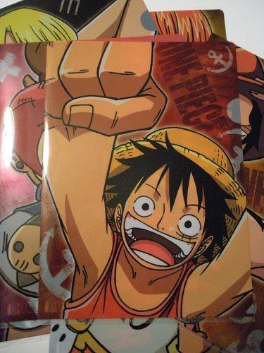 One Piece File Folder: Luffy