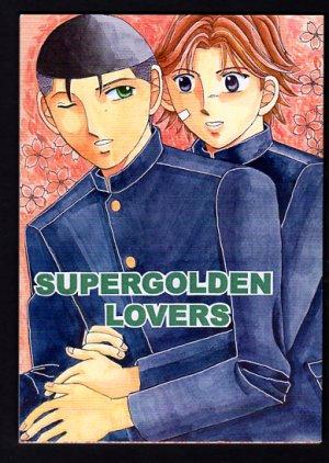 [041] Prince of Tennis Doujinshi Yaoi, Goldenpair