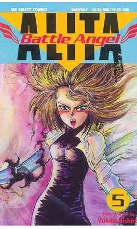 Battle Angel Part 1 #5