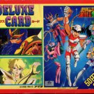 RARE Saint Seiya Deluxe Card Set