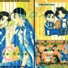 [030] Prince of Tennis Doujinshi Yaoi, Goldenpair