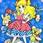 Shoujo Coloring Book #10