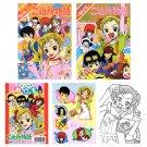 Gokinjo Monogatari Coloring Book Set