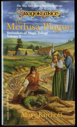The Medusa Plague, Dragonlance Defenders of Magic, Volume 2