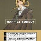 [045] Fullmetal Alchemist Doujinshi - Happily Surely
