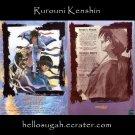 Rurouni Kenshin Shitajiki #05