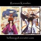 Rurouni Kenshin Shitajiki #13