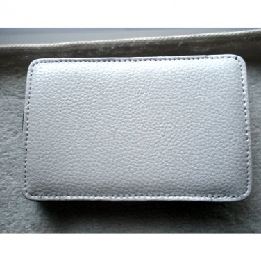 White 2.5 inch HDD Hard Disk Drive Sleeve Case Pouch