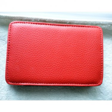 Red 2.5 inch HDD Hard Disk Drive Sleeve Case Pouch
