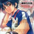[118] Prince of Tennis Doujinshi Yaoi (Momo x Ryoma)