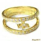 Diamond Ring, Ladies Ring, Wedding Ring, 14K Gold Diamond Jewelry