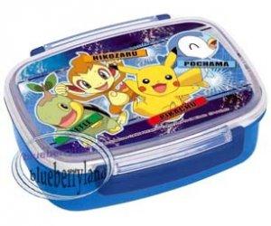japan pokemon pikachu bento syokuiku lunch box food container pocket monster children. Black Bedroom Furniture Sets. Home Design Ideas