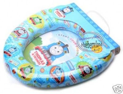 Thomas & Friends Baby Padded Potty Toilet Training Seat