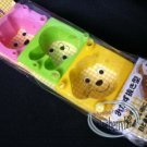 SUSHI Animal Bear Dog Bunny Rabbit Rice Mold Maker