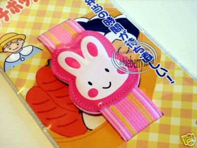 Japan Bunny Bento Lunch box Strap Belt bento accessories