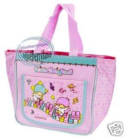 Sanrio Little Twin Stars Cooler Warm BAG Bento Lunch Food case