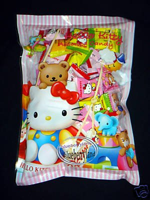 Party supply Sanrio Hello Kitty Assorted Candy mix sweets kids