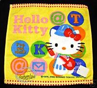 Japan Sanrio HELLO KITTY Baby Hand Towel bathroom kids
