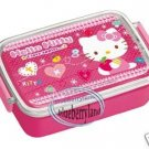 Sanrio Hello Kitty Bento Lunch Box Lunchbox Food Container Microwave OK