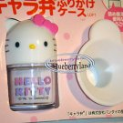 Japan Sanrio Hello Kitty Seasoning spice Bottle case set bento lunchbox accessories ladies girls