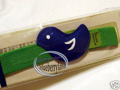 Japan Bird Bento Lunch box Strap Belt bento accessory