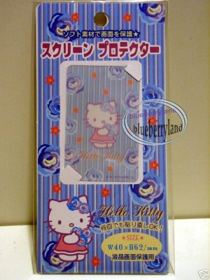 Sanrio Hello Kitty Iphone CELL PHONE SCREEN PROTECTOR STICKER skin 5b7606647caf1