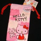 Sanrio HELLO KITTY Cell Phone Ipod MP3 Nano DC Bag bags