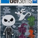 Disney Tim Burton's The Nightmare Before Christmas GelGems Wall Decoration Decor sticker gift