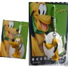 Japan Disney Pluto Mobile cell Phone Strap figure charm charms