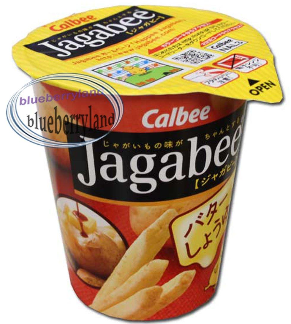Calbee Jagabee -- Butter & Soy Sauce