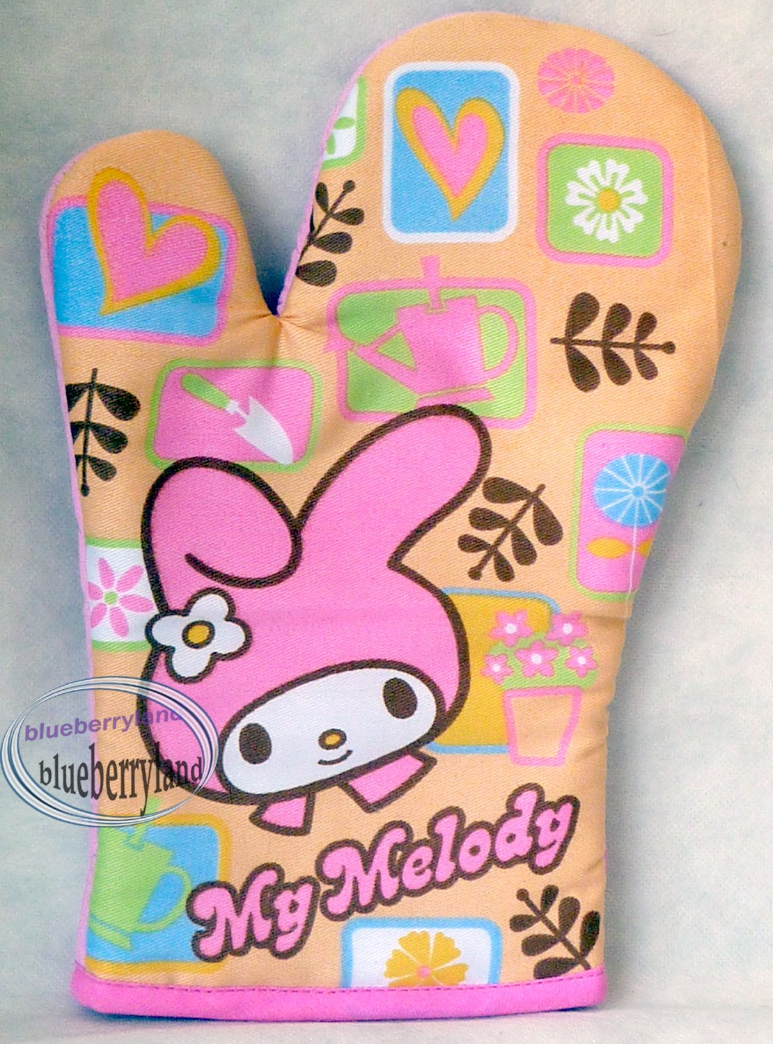 Sanrio My Melody Oven Mitt for Adult kitchen cooking kitty