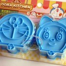 JAPAN Doraemon Cookie Stamp Cutter mold bread sandwich food mould