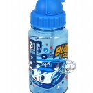 Bump & Go Water Bottle with straw drink Container 350ml