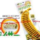 Japan Banana Slicer Split Fruit Salad Cutter chopper Kitchenware Utensil Snacks
