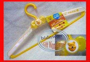 Japan Disney Winnie The Pooh Adjustable Clothes Clothing Hanger