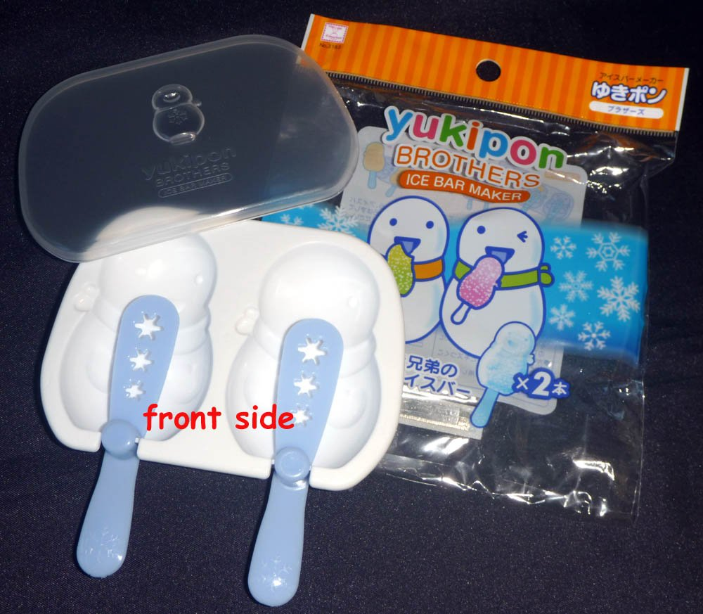Japan Yukipon Ice Lolly Bar Maker Iceblock Chocolate Mold Popsicle mould