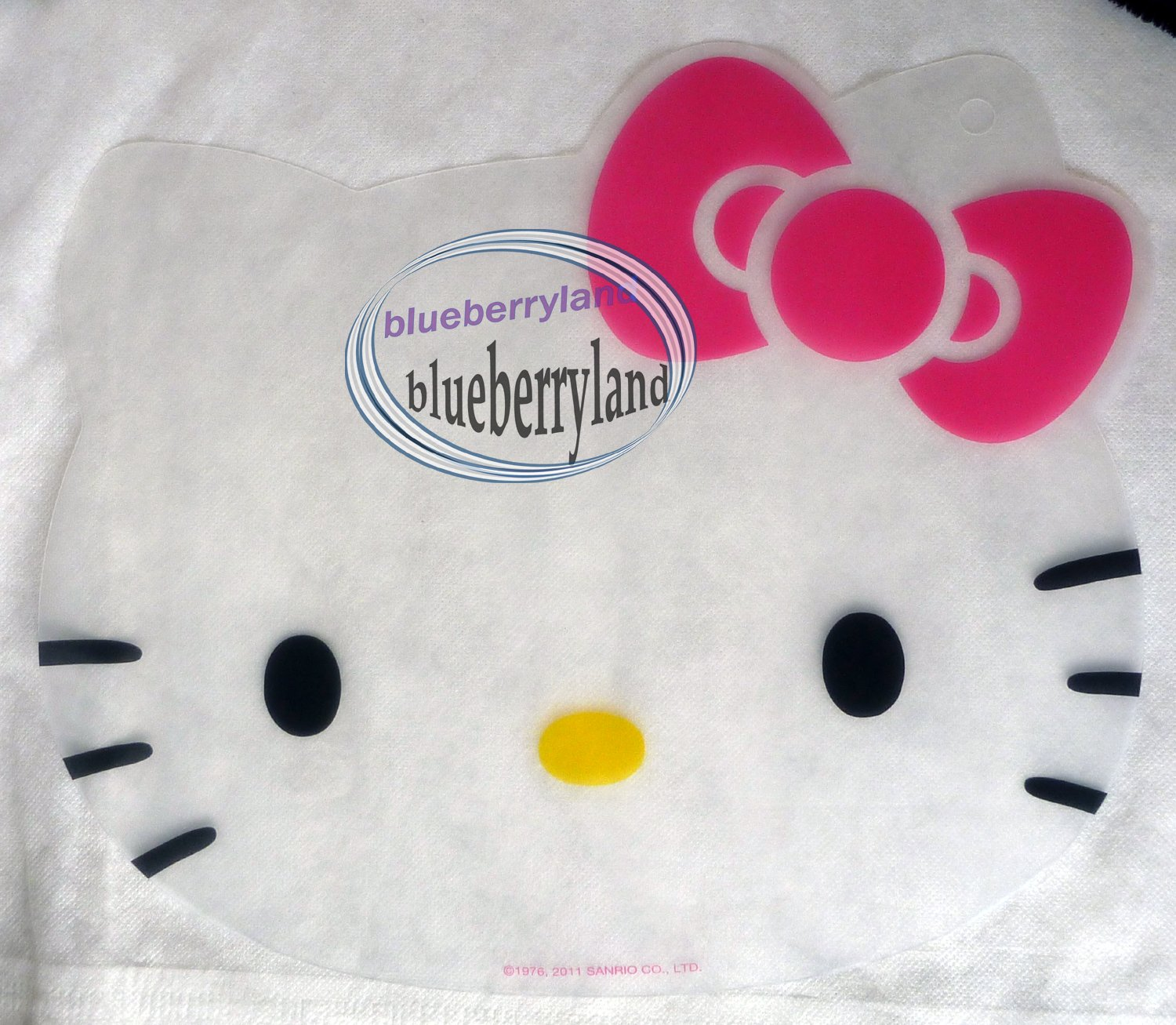 Sanrio HELLO KITTY Cutting Board Sheet Kitchen