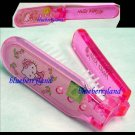 Sanrio Hello Kitty Folded Comb Pink girls kids