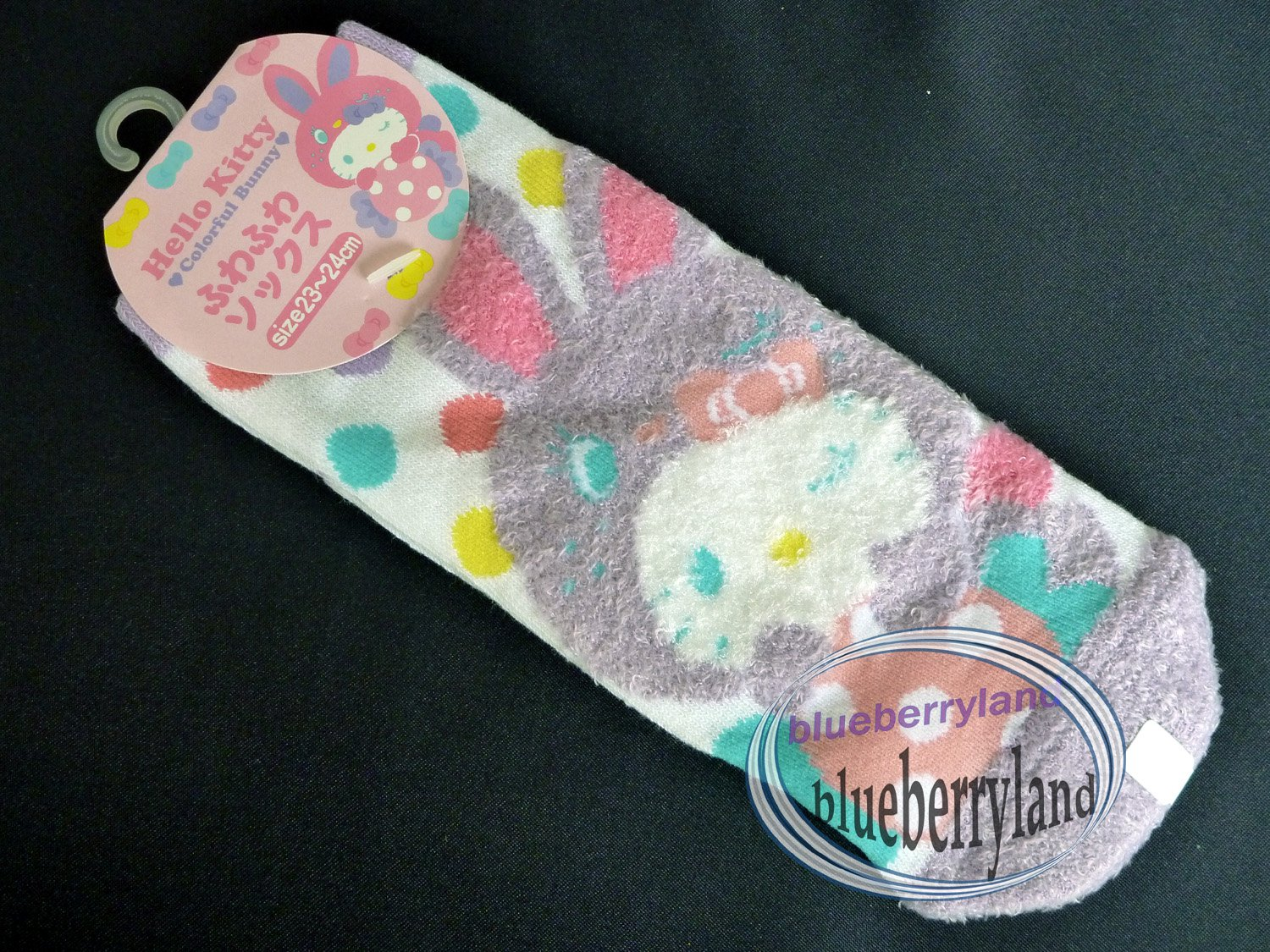 Japan Sanrio Hello Kitty Socks girls ladies 23-25cm sock  MC