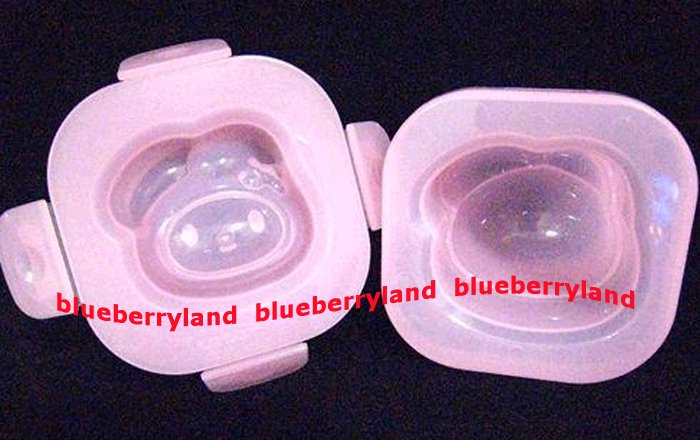 Sanrio My Melody Bento Egg Mold kitty shape boiled egg mould