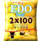 Edo Gummy Candy Lemon Cola & Mango Flavor sweet candies kids